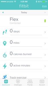 Fitbit ios app